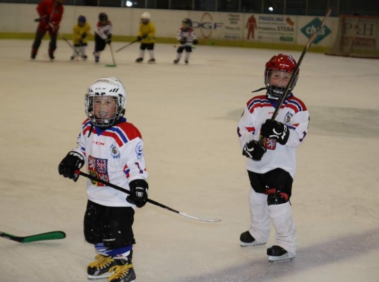 Týden hokeje v Moravské Třebové