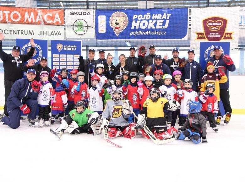 Týden hokeje v Jihlavě