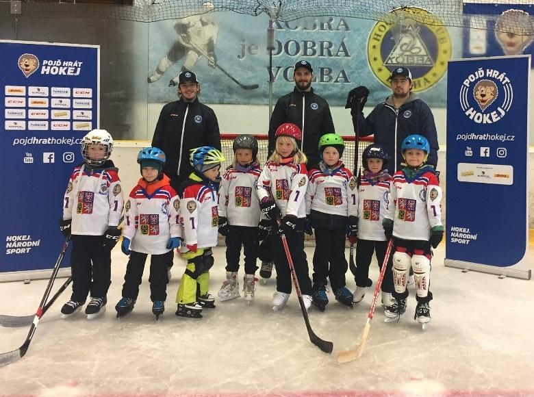 Týden hokeje na Kobře Praha