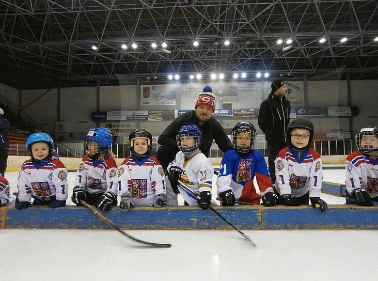 Týden hokeje v Uherském Hradišti