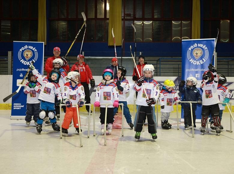 Týden hokeje v Nymburku
