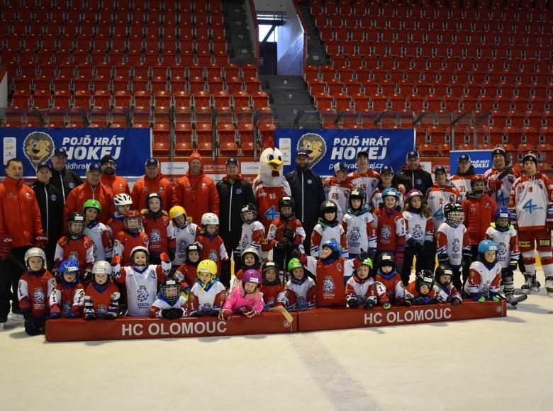 Týden hokeje v Olomouci