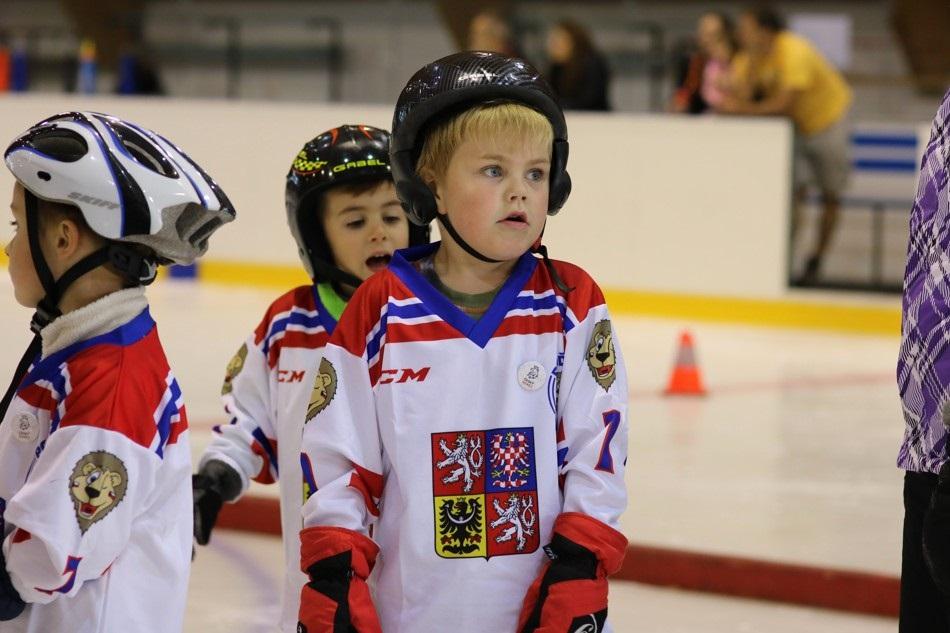 Týden hokeje v Rožnově pod Radhoštěm