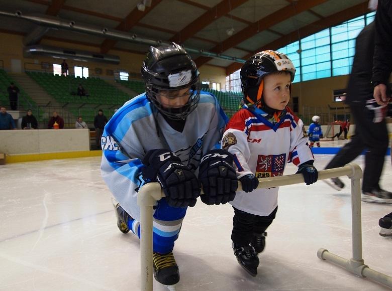 Týden hokeje v Chebu