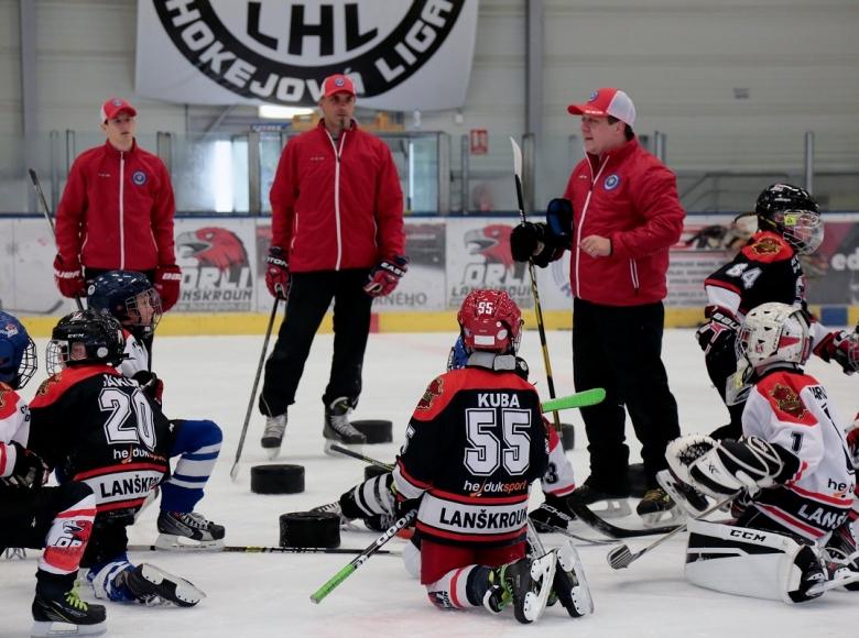 Týden hokeje v Lanškrouně