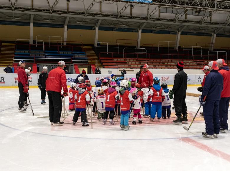 Týden hokeje ve Žďáru nad Sázavou