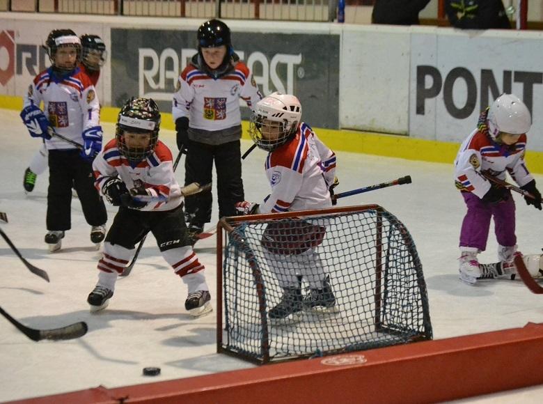 Týden hokeje s HC Slavia Praha