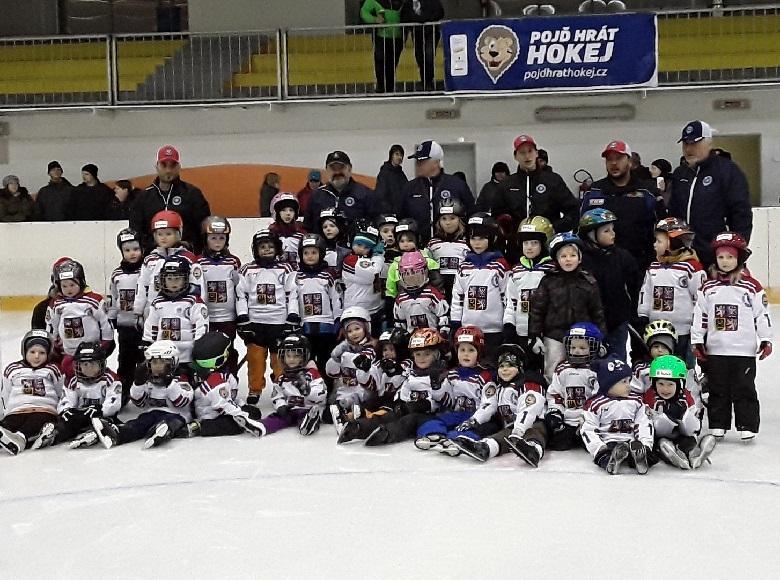 Týden hokeje v Ledči nad Sázavou