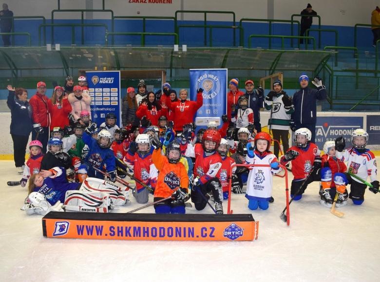 Týden hokeje v Hodoníně