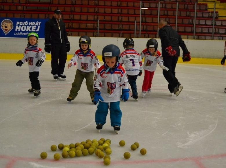 Týden hokeje v Mělníku