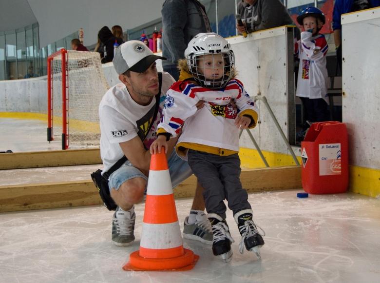 Týden hokeje v Domažlicích