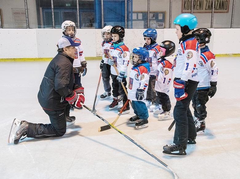 Týden hokeje ve Šternberku