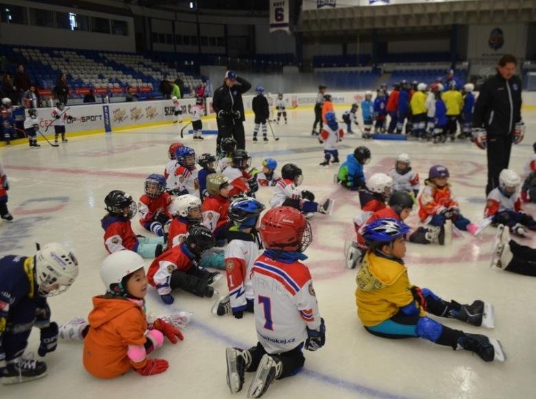 Týden hokeje v PZ Kladno