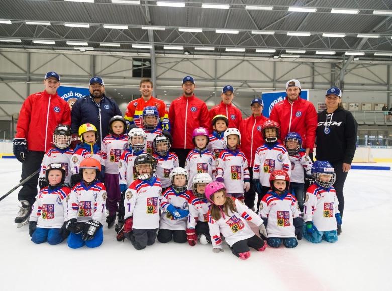 3812e280c Týden hokeje v Českých Budějovicích | Pojď hrát hokej
