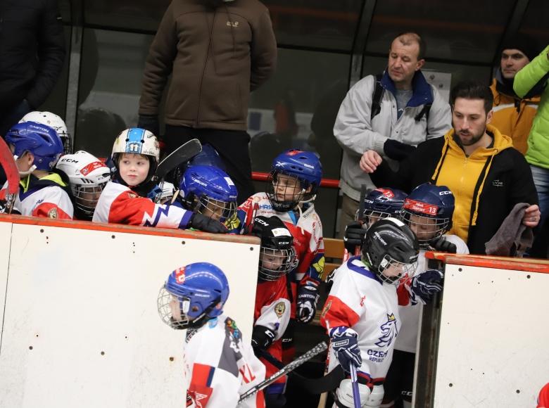 Týden hokeje v Pardubicích