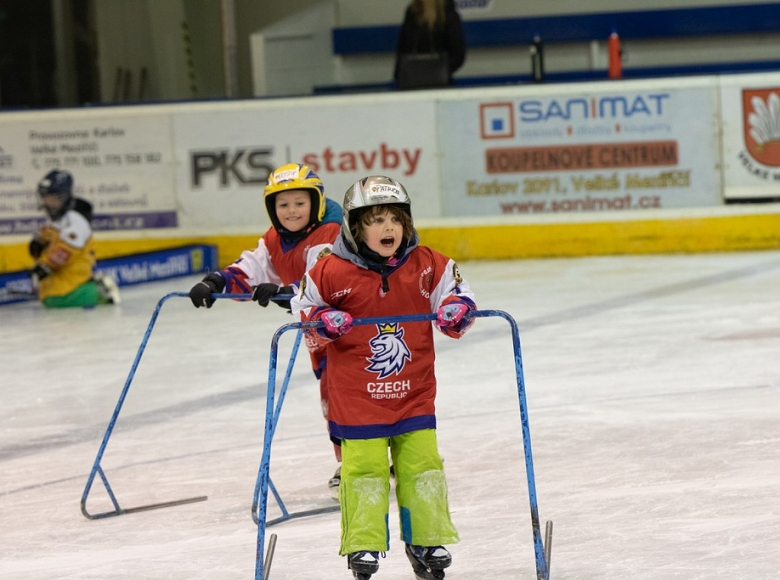 Týden hokeje ve Velkém Meziříčí