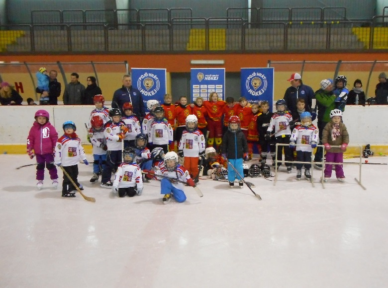 Týden hokeje v Poličce