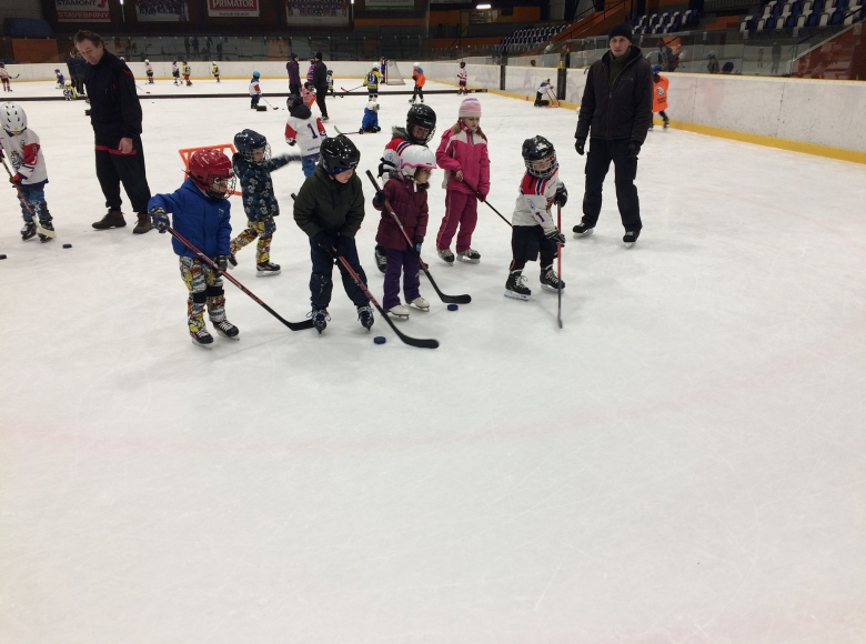 Týden hokeje v Náchodě