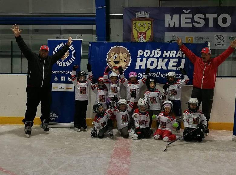 Týden hokeje v Nejdku