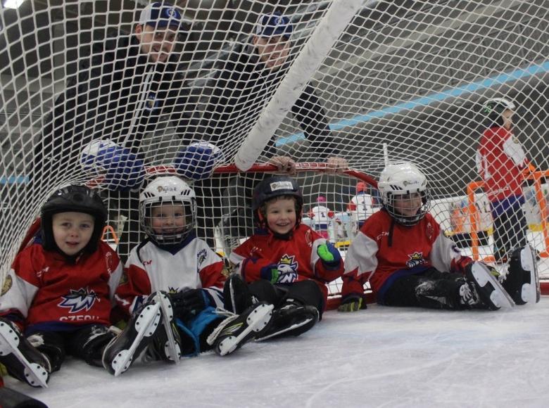 Týden hokeje v Teplicích