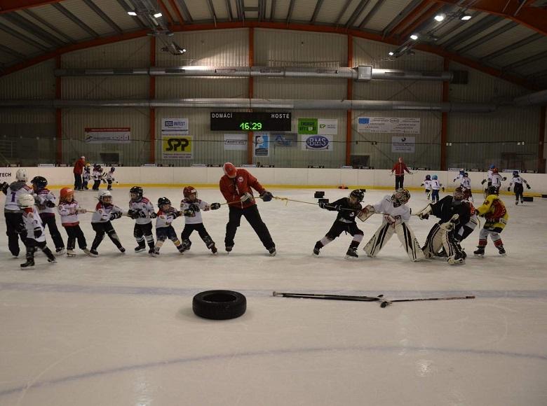 Týden hokeje v Brně na Technice