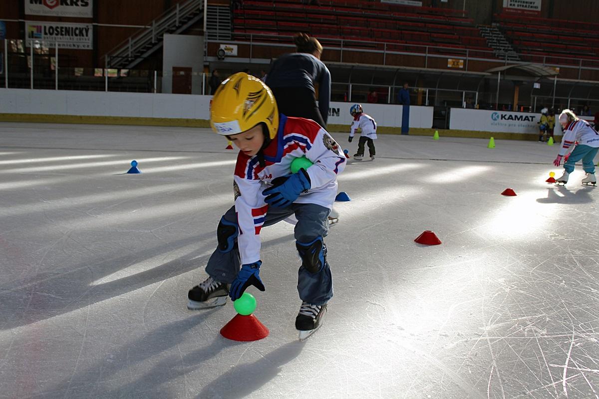 Týden hokeje v Novém Městě nad Metují