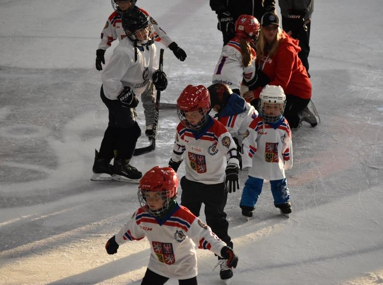 Týden hokeje s HC Pilsen Wolves