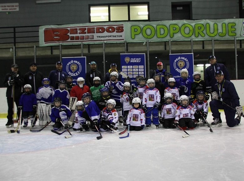 Týden hokeje v Hronově
