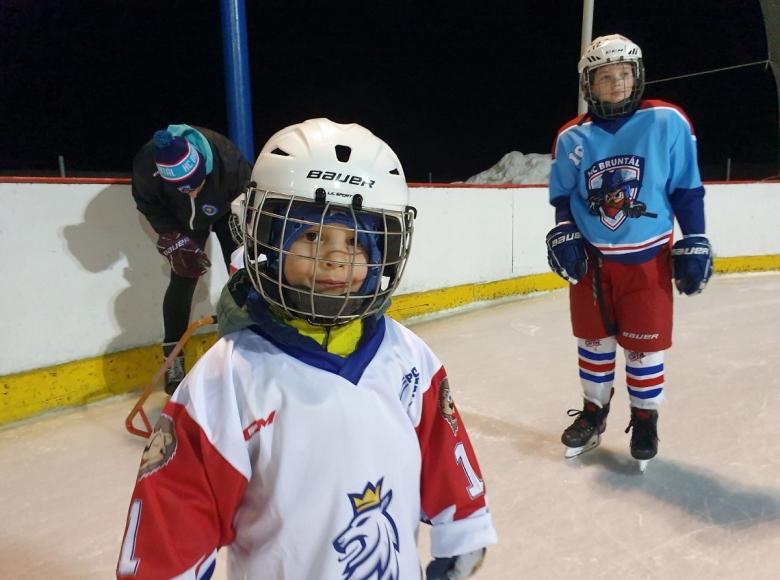 Týden hokeje v Bruntálu