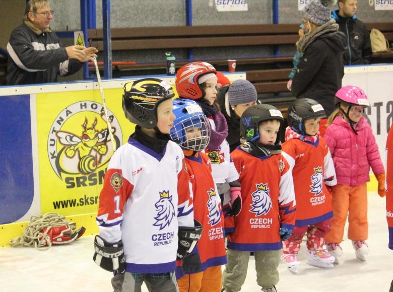 Týden hokeje v Kutné Hoře