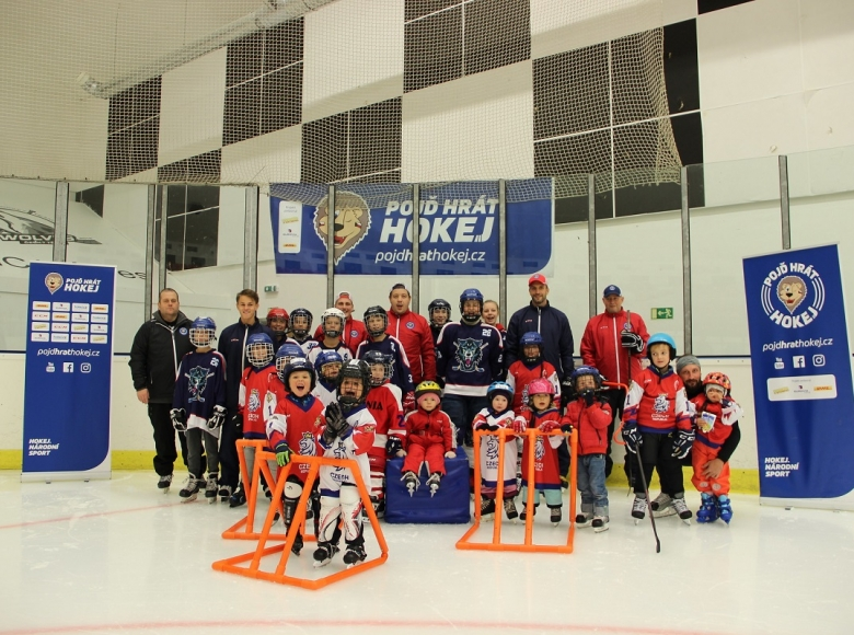 Týden hokeje v Českém Těšíně