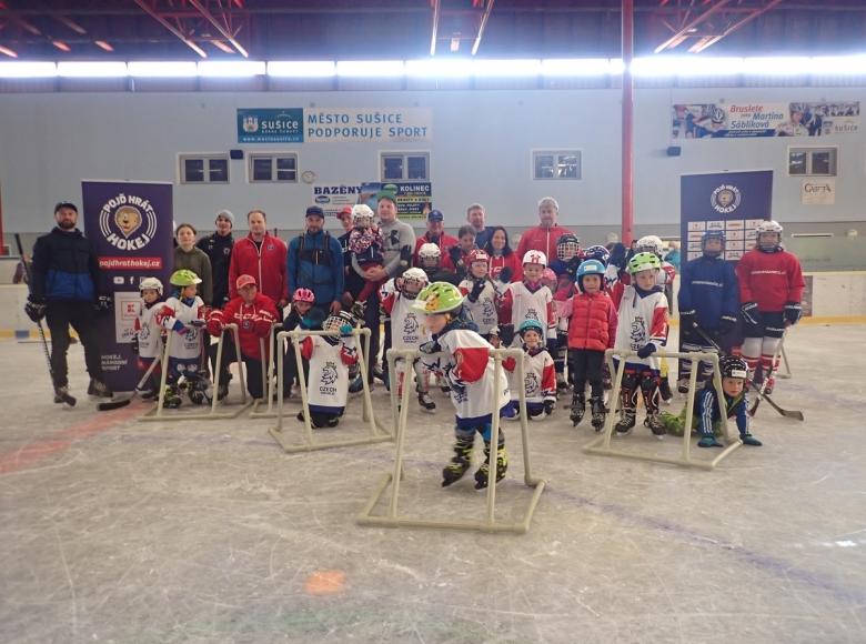 Týden hokeje v Sušici