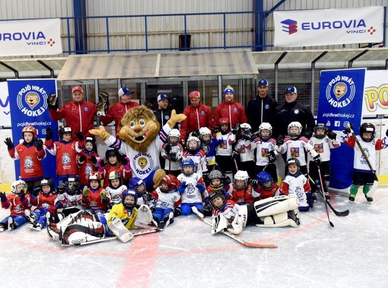 Blíží se další Týden hokeje! Uspořádá ho rekordní počet klubů