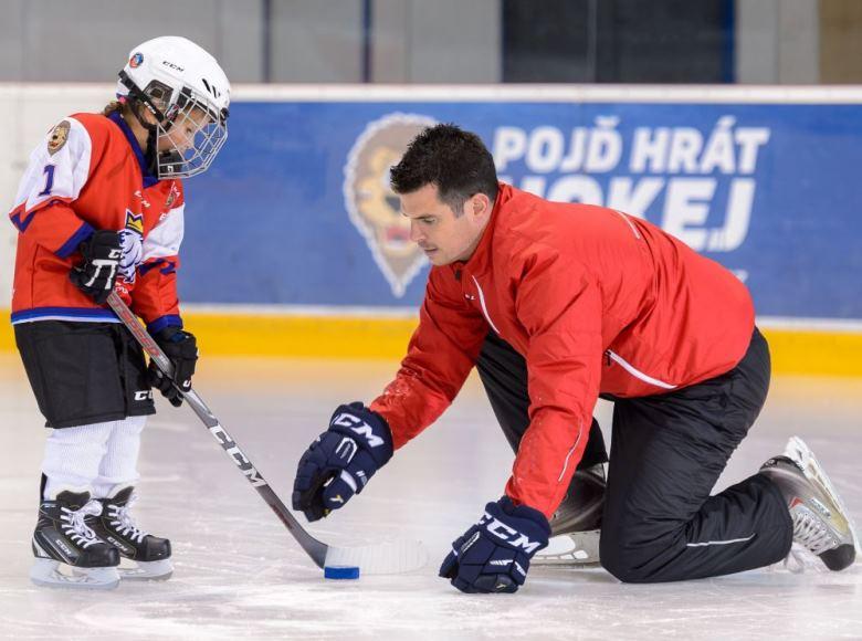 Proč je hokej správný sport pro vaše dítě?