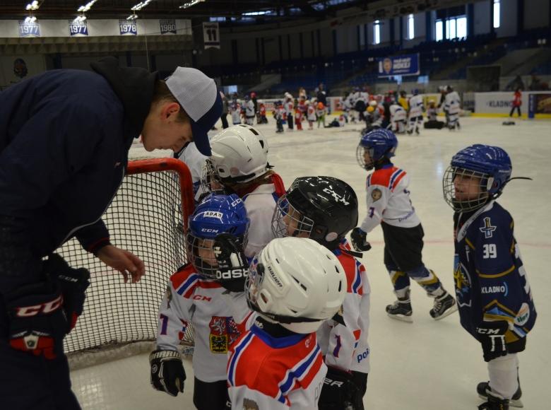 Týden hokeje v HC PZ Kladno