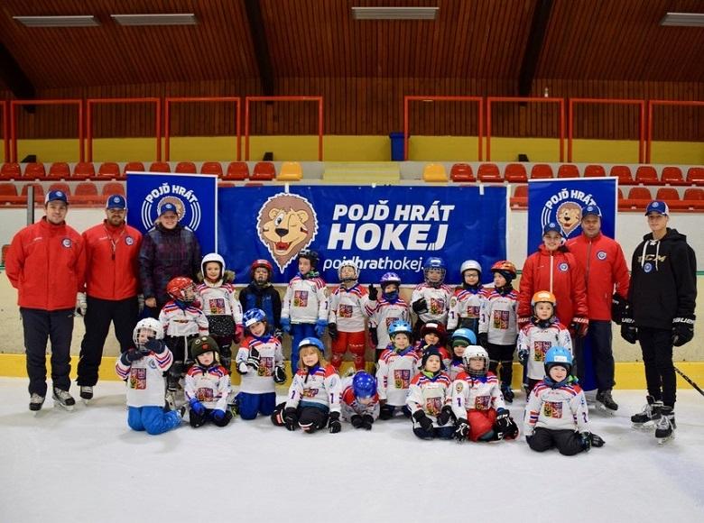 Týden hokeje s HC Hvězda Praha