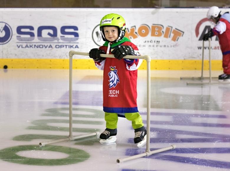Týden hokeje v Nové Pace