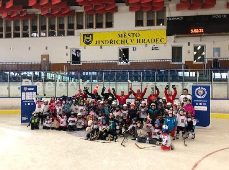 Týden hokeje s HC Střelci Jindřichův Hradec