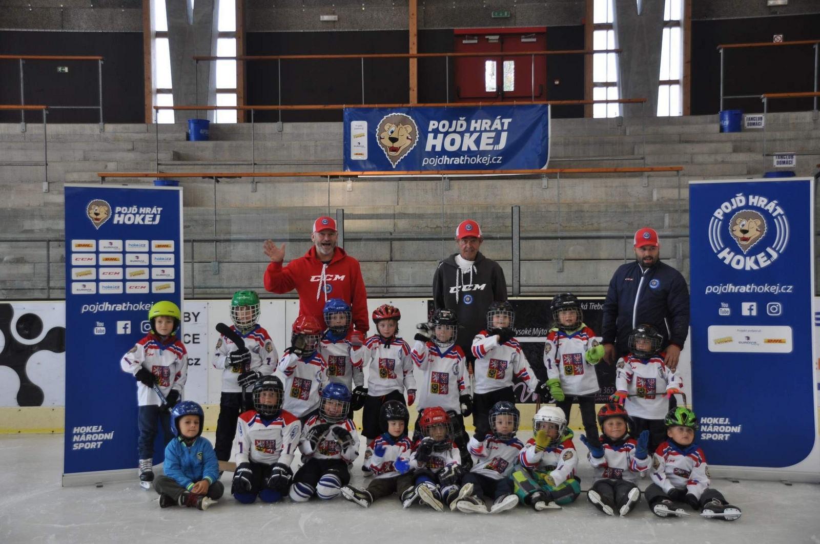 Týden hokeje v Litomyšli