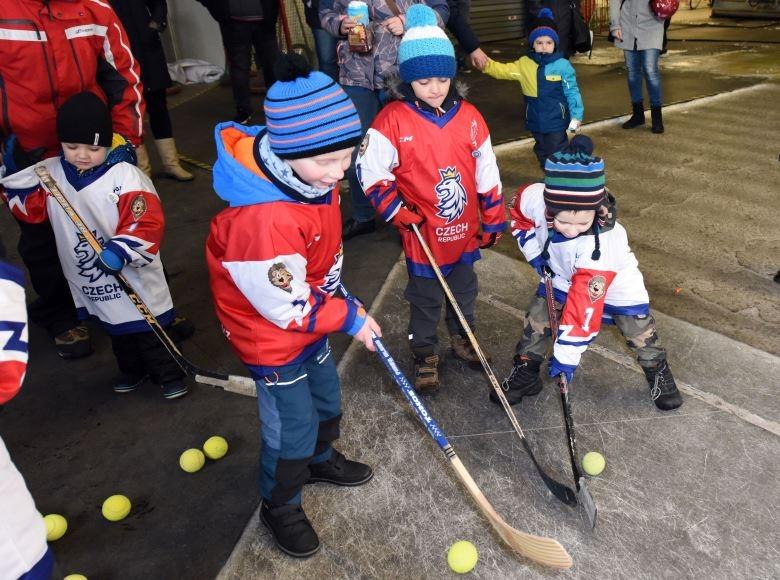 V Bruntálu, Žamberku a ve Studénce proběhne suchá varianta Týdne hokeje