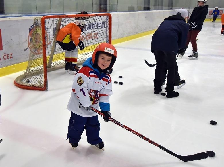 Týden hokeje s HC LVI 2009