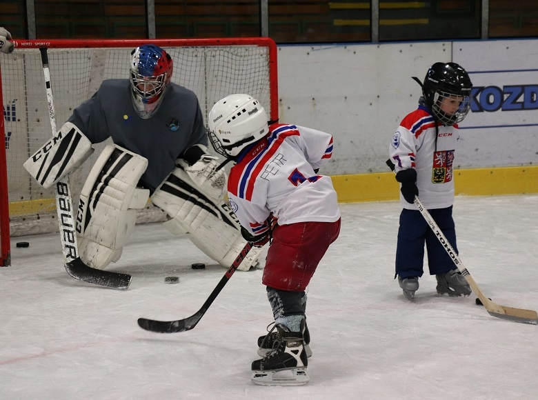 Týden hokeje v Orlové