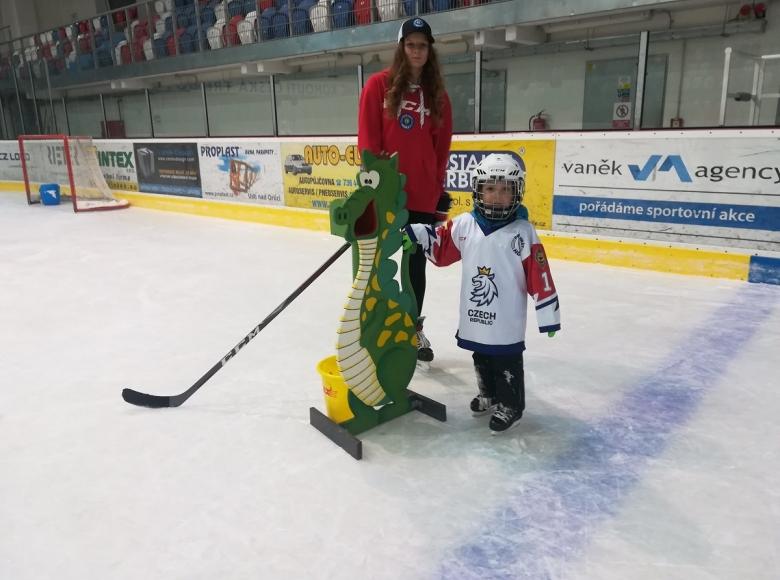 Týden hokeje v České Třebové