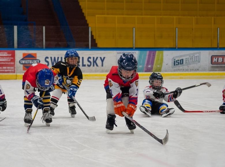 Týden hokeje v SLH Jindřichův Hradec