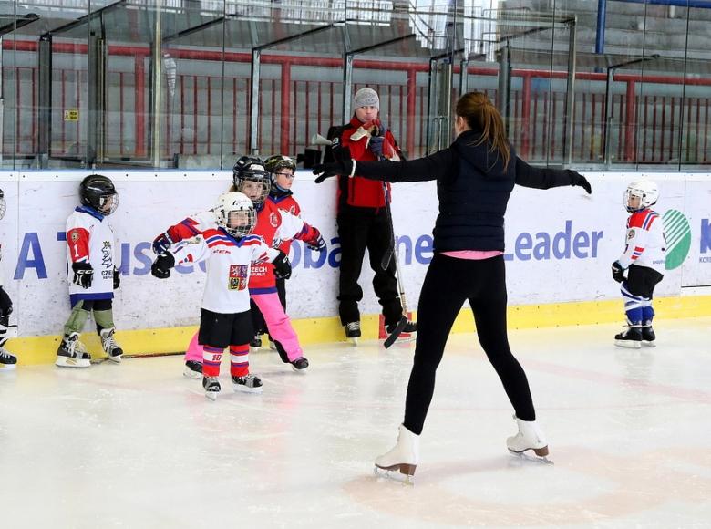 Týden hokeje v Třebíči