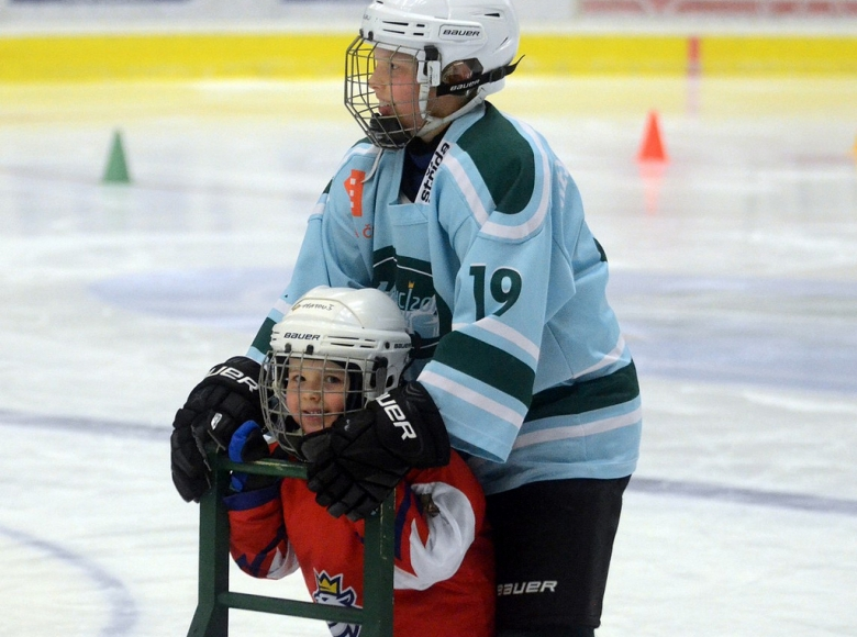 Týden hokeje v Milevsku