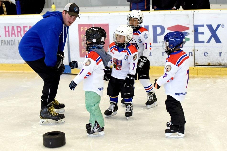 Týden hokeje s HC Kobra Praha