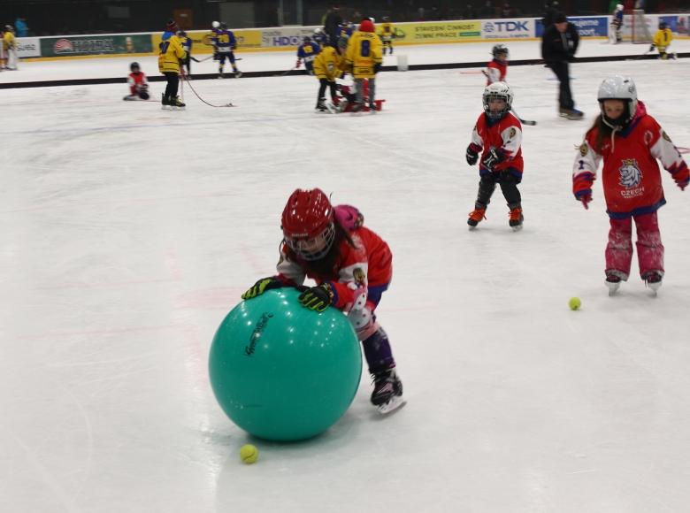 Týden hokeje v Šumperku