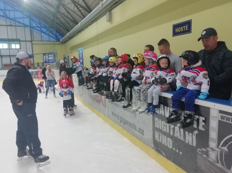 Týden hokeje v Bohumíně