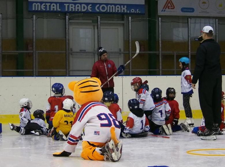 Týden hokeje v Černošicích